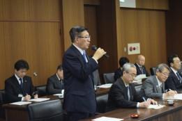 秋田県知事から求人要請
